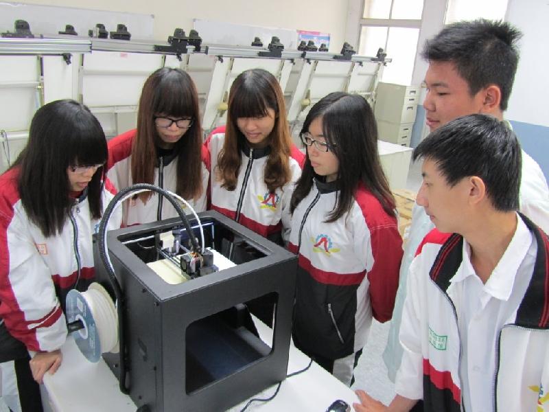 3D列印機種子學習